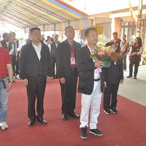 澳門天后宮出席台灣媽祖聯誼會會員大會