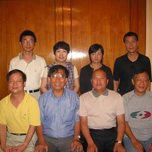 鄭國強及珠江電影製片公司人員到訪本會