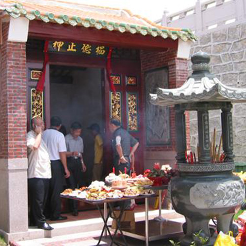 土地廟開光儀式