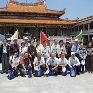 中華總商會到訪澳門天后宮