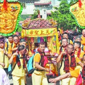 湄洲祖廟將參澳媽祖文化節