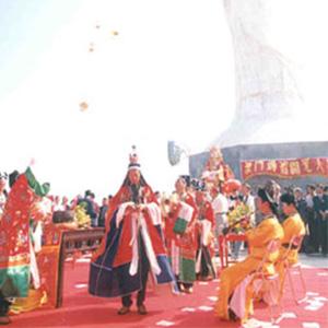 媽祖文化旅遊節本月底隆重揭幕(2001年)