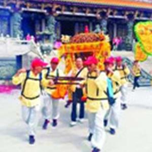 媽祖金身回湄洲祖廟