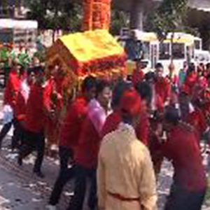 第七屆澳門媽祖文化旅遊節-媽祖駐駕祐漢