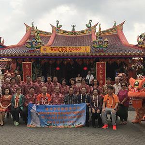 天后宮印尼出席慶典