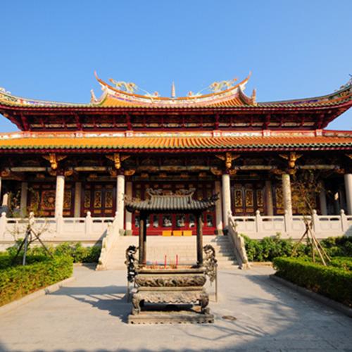 文化村梳妝樓